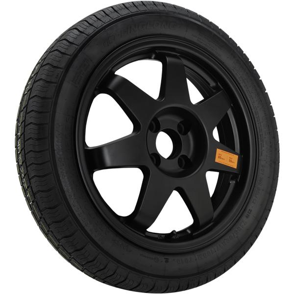 Roadhero-rh085-Space-Saver-Ersatzrad-und-Reifen-fuer-Mercedes-GLA-Klasse-x156-14-19 Indexbild 2