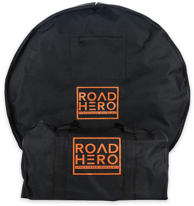 Roadhero-rh085-Space-Saver-Ersatzrad-und-Reifen-fuer-Mercedes-GLA-Klasse-x156-14-19 Indexbild 4
