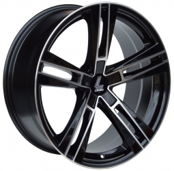 ES6black wheels