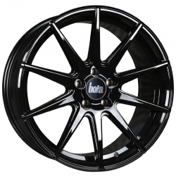 CSRblack wheels