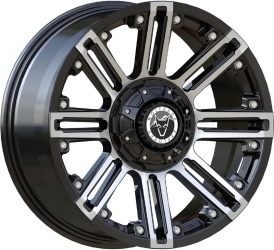 Wolfrace Explorer Amazon alloys