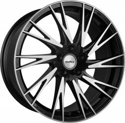 Calibre Storm alloys