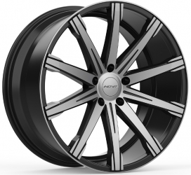 Revolveblack wheels