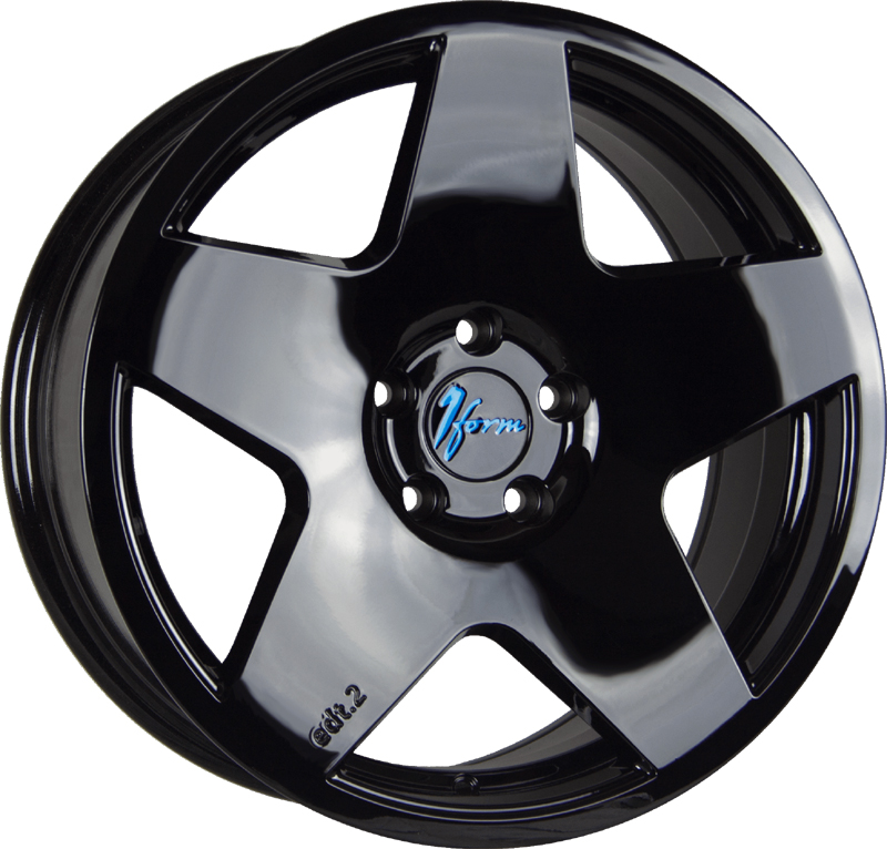 1Form Edition 2 Transit Alloy Wheels