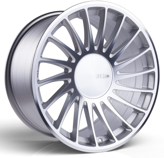 3SDM 0.04 Alloy Wheels