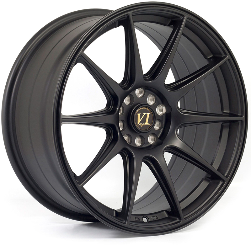 6Performance BDR Alloy Wheels