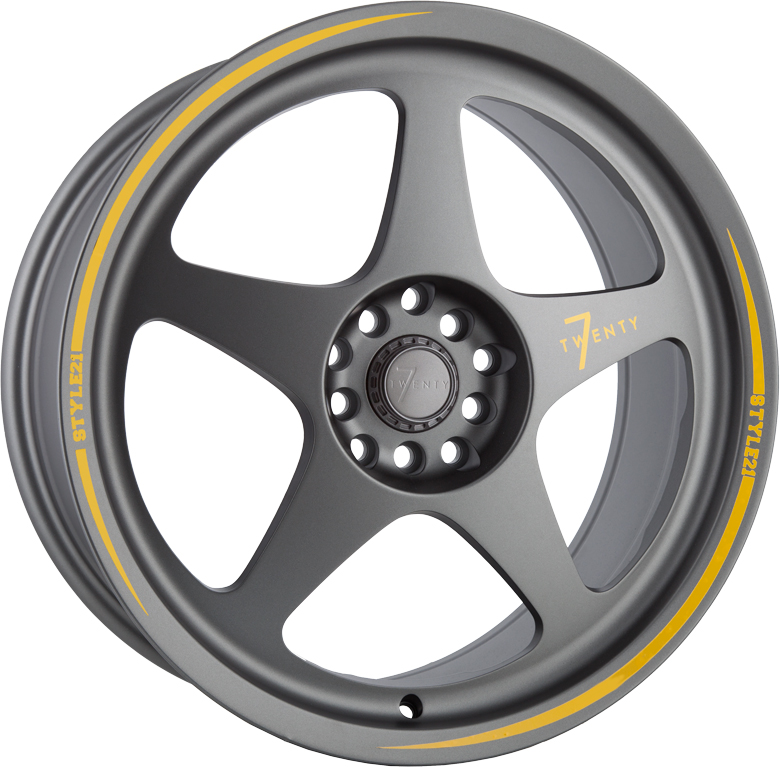7Twenty Style21 Alloy Wheels