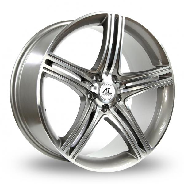 AC Hockenheim Alloy Wheels
