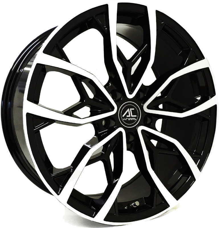 AC Vertu Alloy Wheels