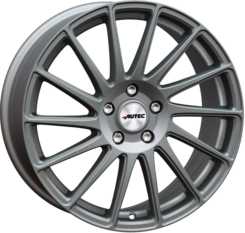 Autec Oktano Alloy Wheels