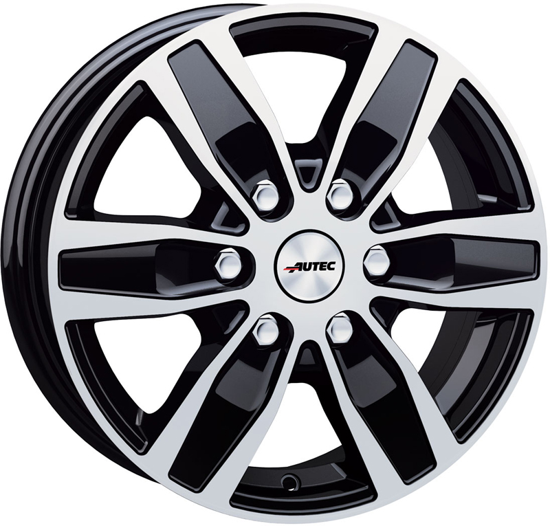 Autec Quantro 6 Alloy Wheels
