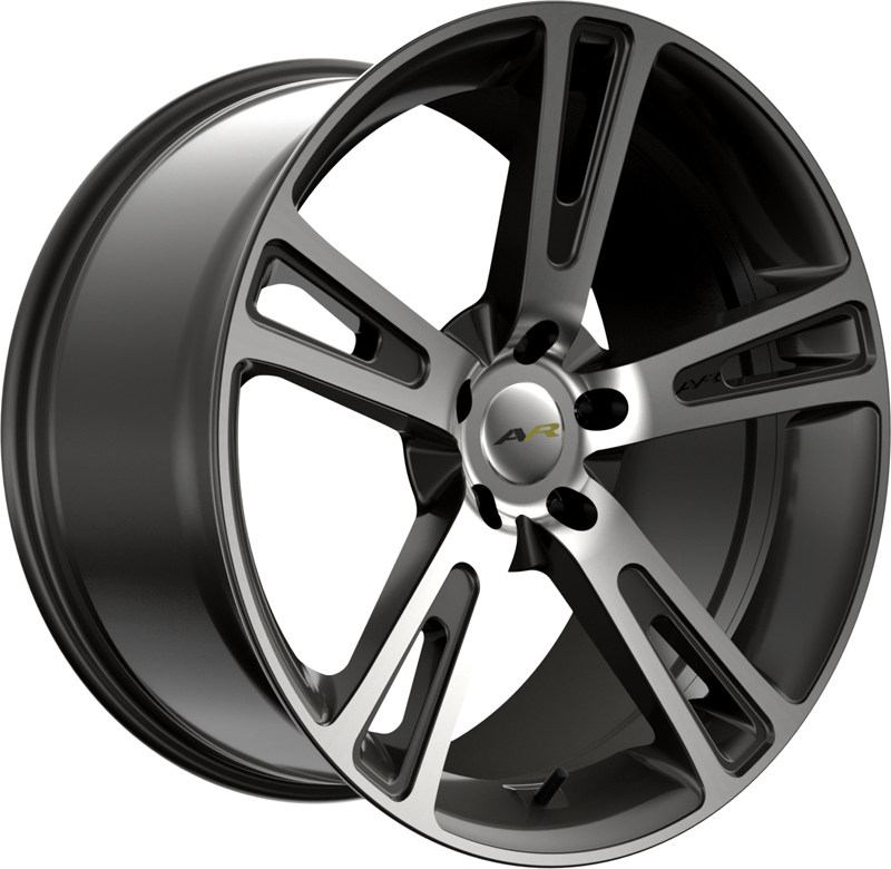 Auto Regale R Spec Alloy Wheels