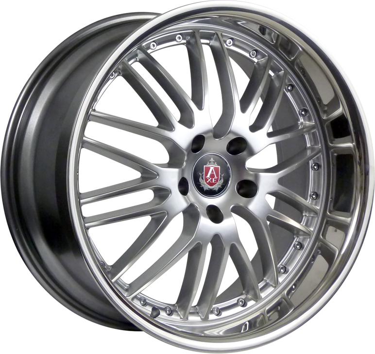 Axe EX1 Alloy Wheels
