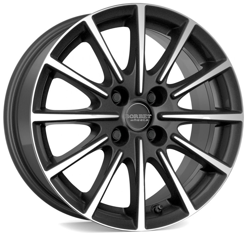 Borbet BL4 Alloy Wheels