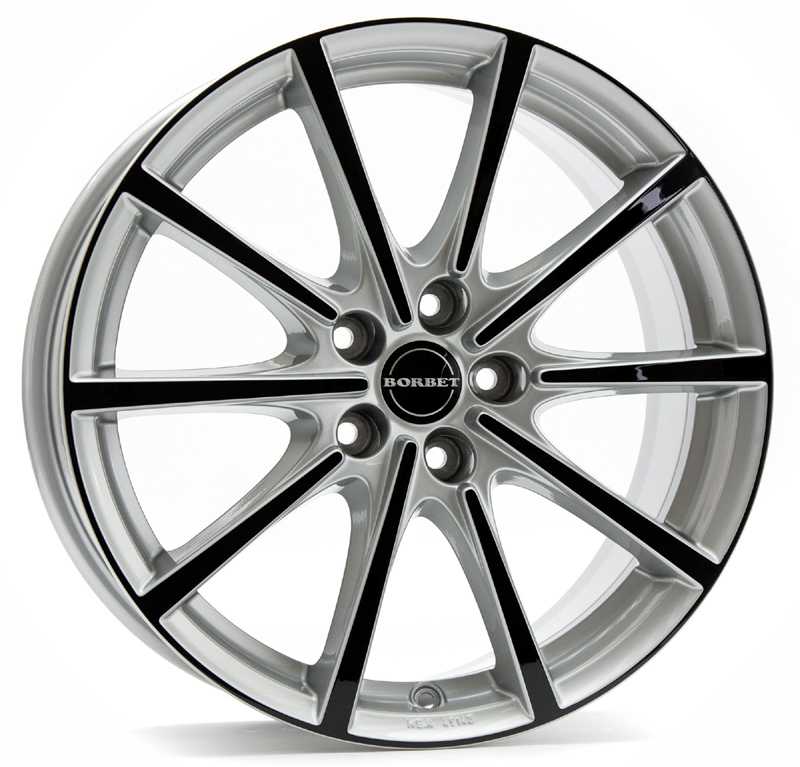 Borbet BL5 Alloy Wheels