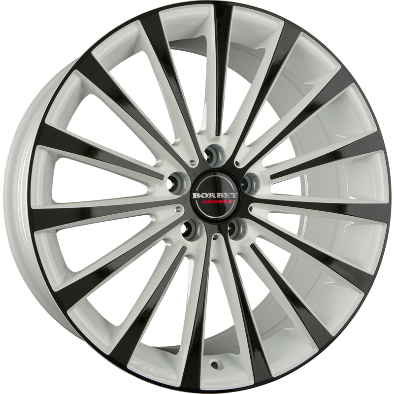 Borbet BLX Alloy Wheels