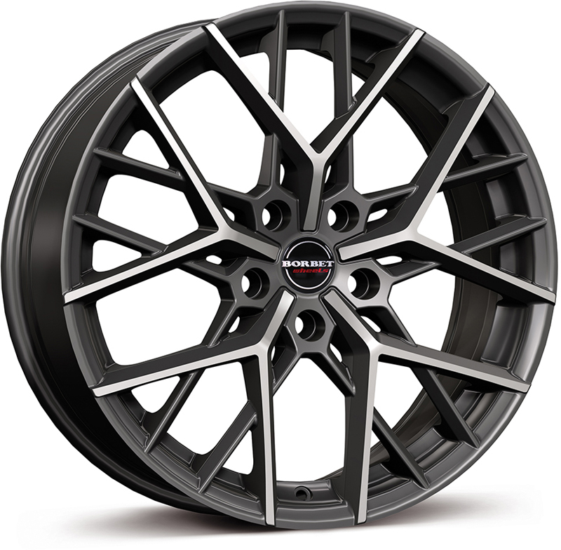 Borbet BY Alloy Wheels