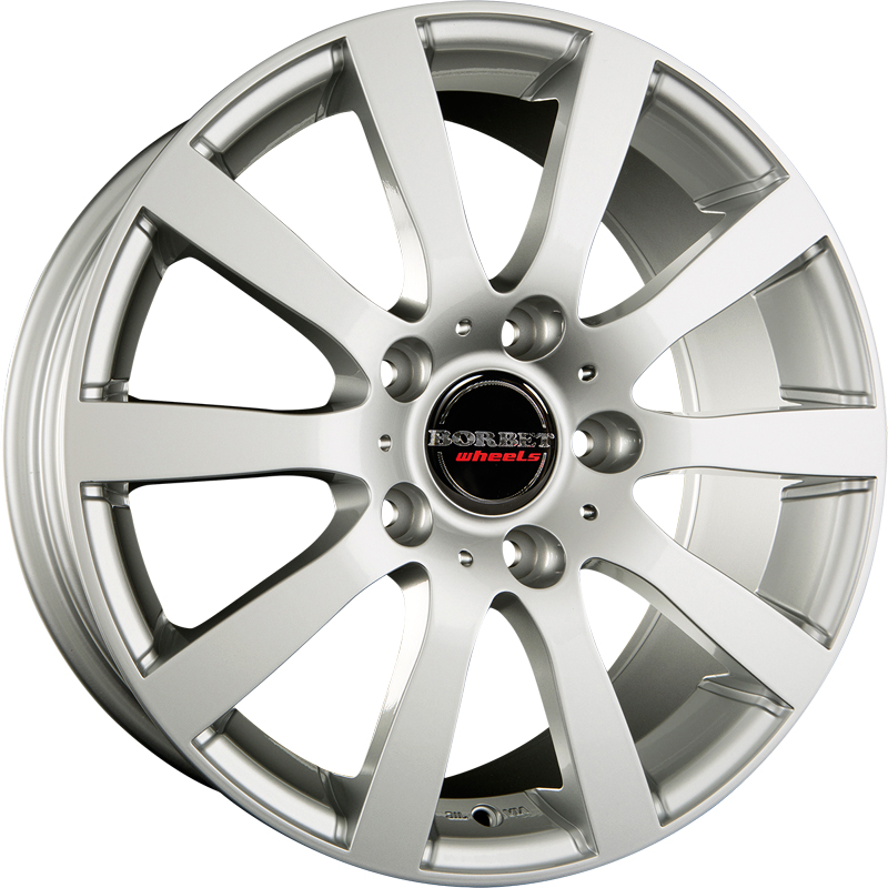 Borbet C2C Alloy Wheels