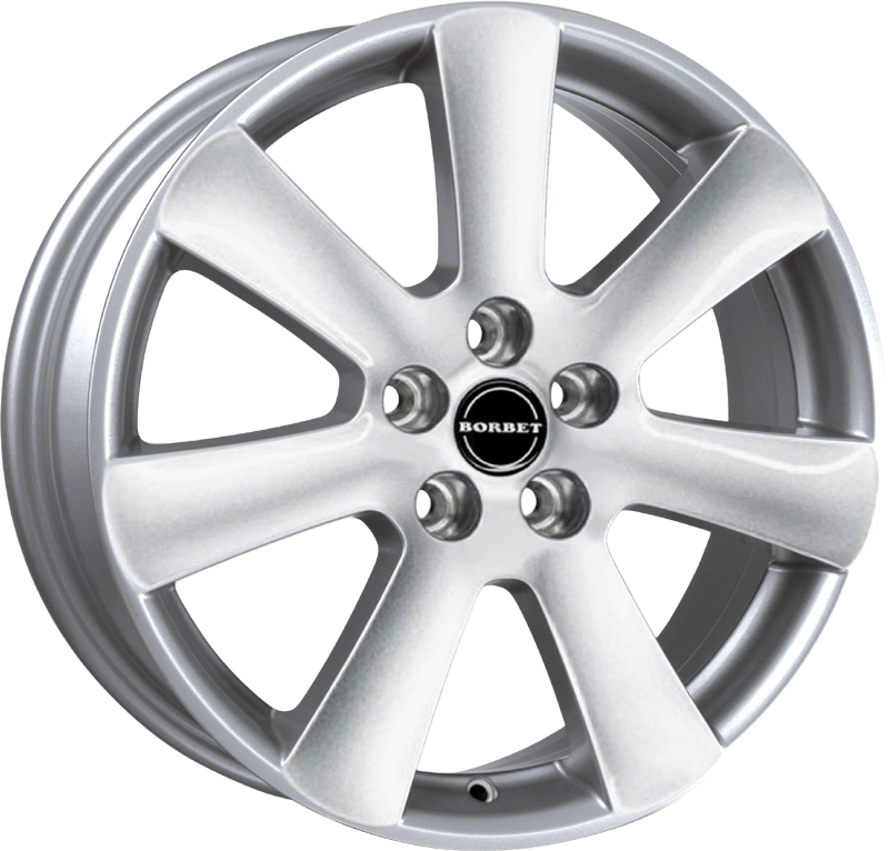 Borbet CA Alloy Wheels