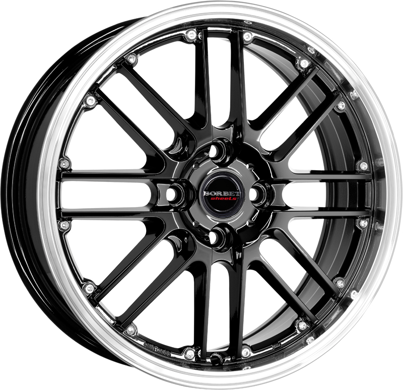 Borbet CW2 Alloy Wheels