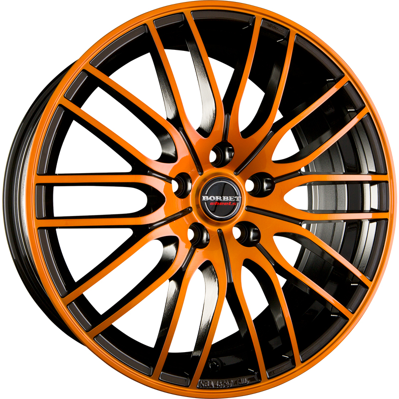 Borbet CW4 Alloy Wheels