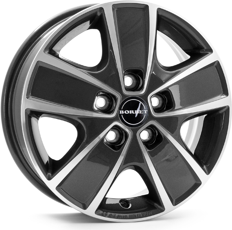 Borbet CWG Alloy Wheels