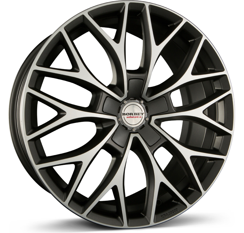 Borbet DY Alloy Wheels