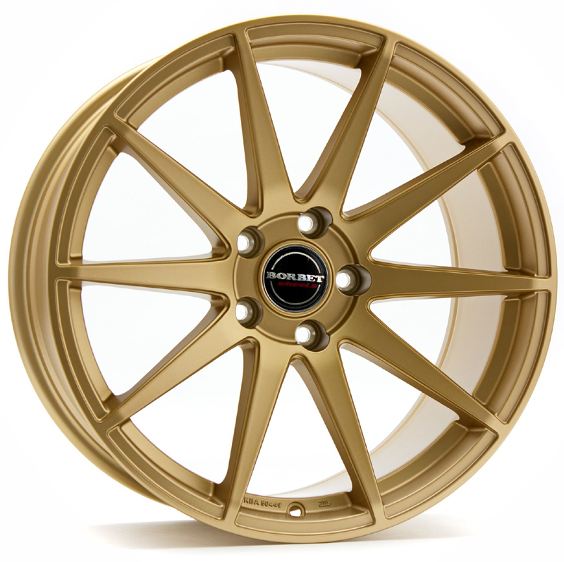 Borbet GTX Alloy Wheels