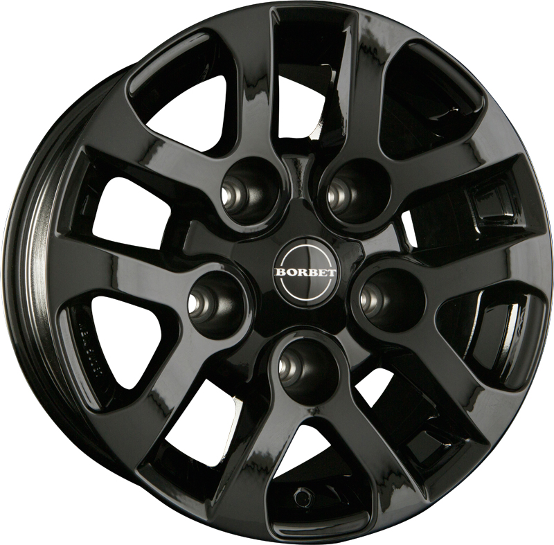 Borbet LD Alloy Wheels