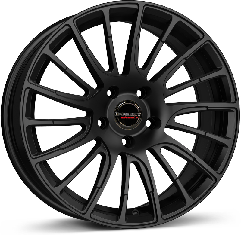 Borbet LS2 Alloy Wheels