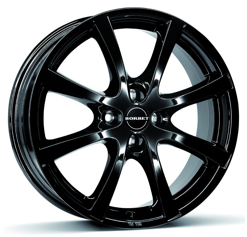 Borbet LV4 Alloy Wheels