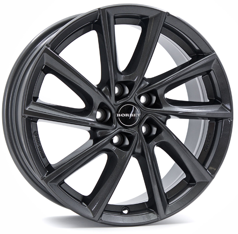 Borbet VT Alloy Wheels
