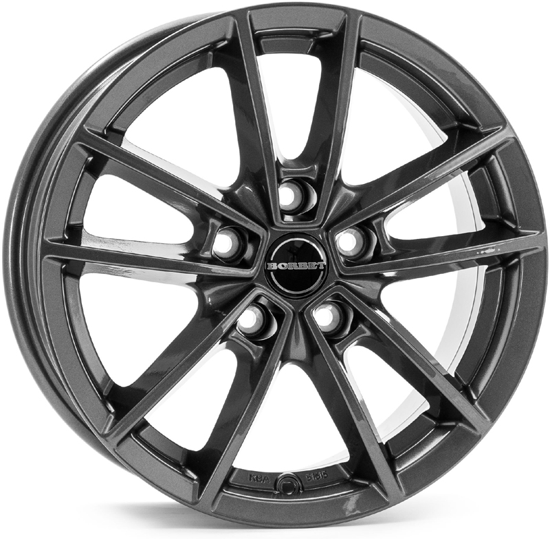 Borbet W Alloy Wheels