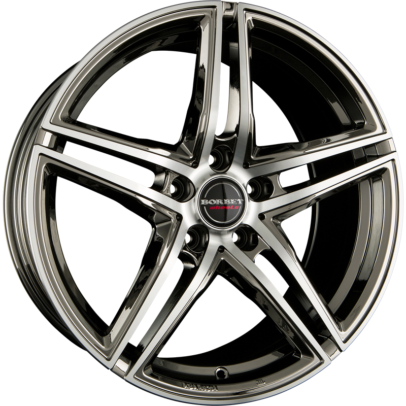 Borbet XRT Alloy Wheels