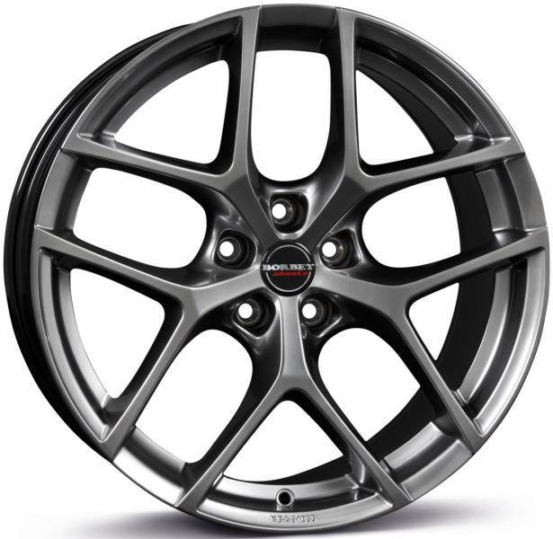 Borbet Y Alloy Wheels