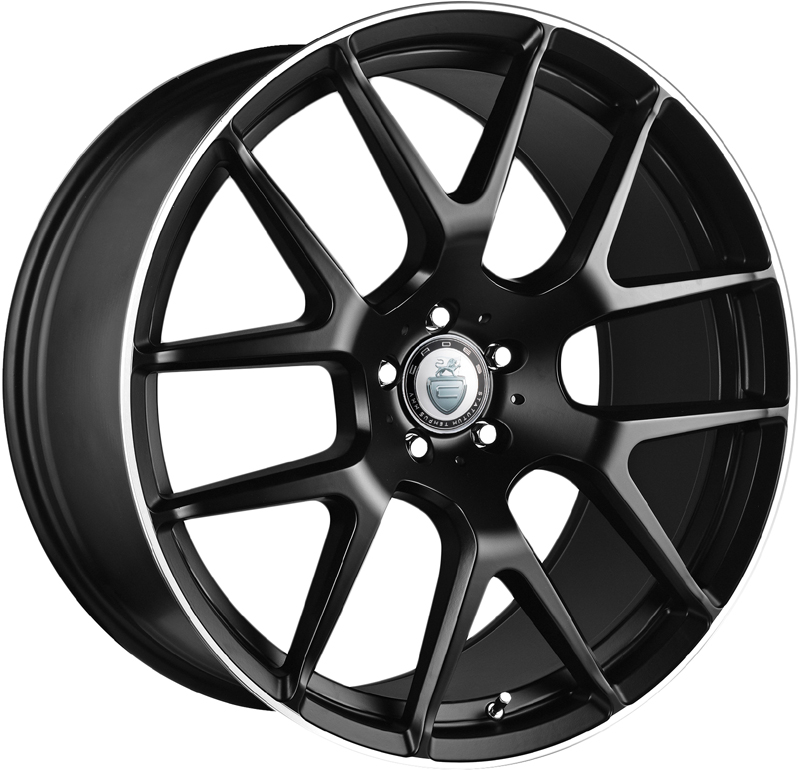 Cades Comana Alloy Wheels