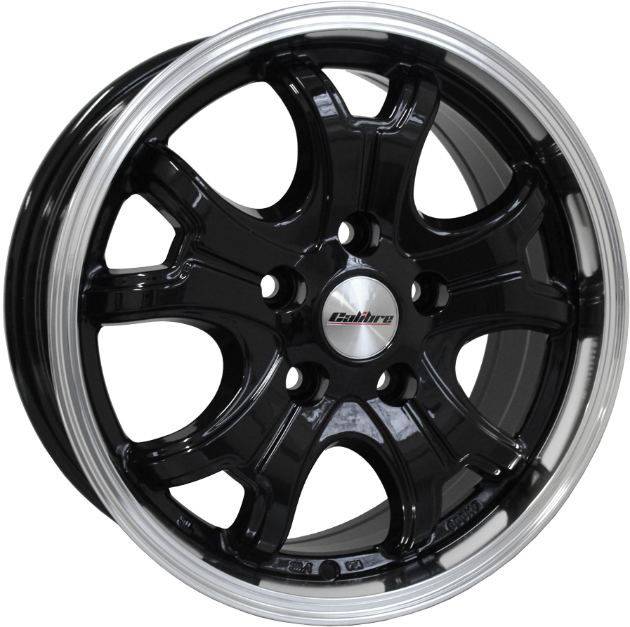 Calibre Dominator Alloy Wheels