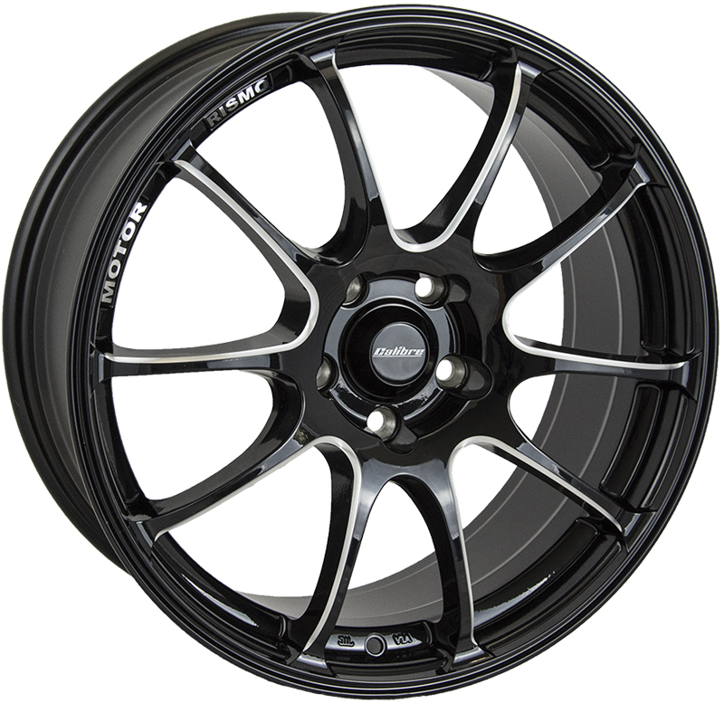 Calibre Friction Alloy Wheels