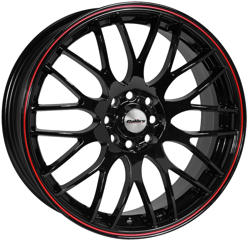 Calibre Motion Alloy Wheels