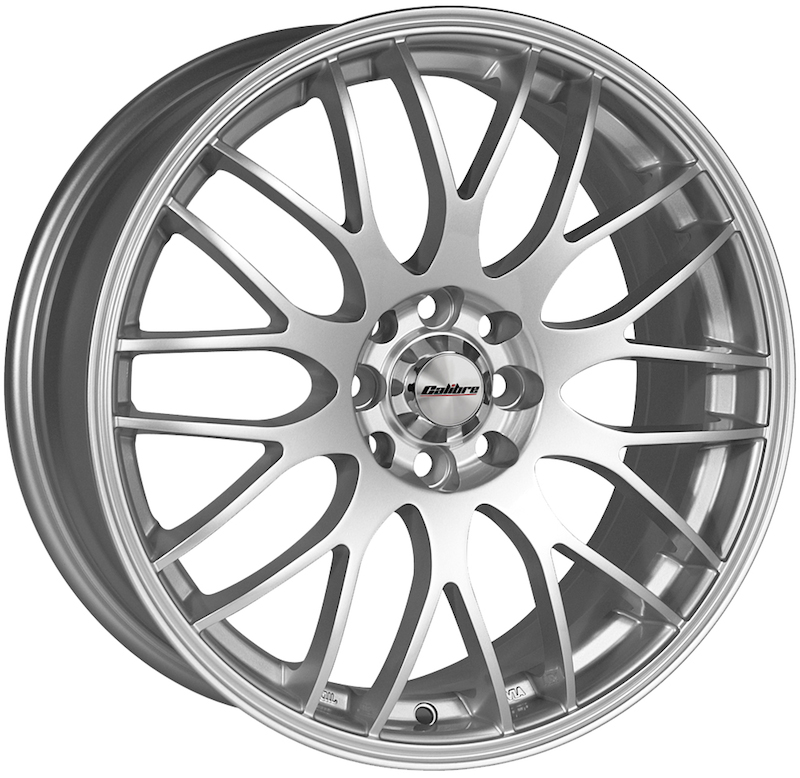 Alloy Wheels 15 Calibre Motion Silver For Daewoo Espero 95 97