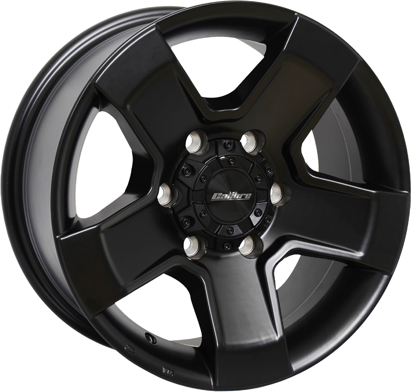 Calibre Outlaw Alloy Wheels
