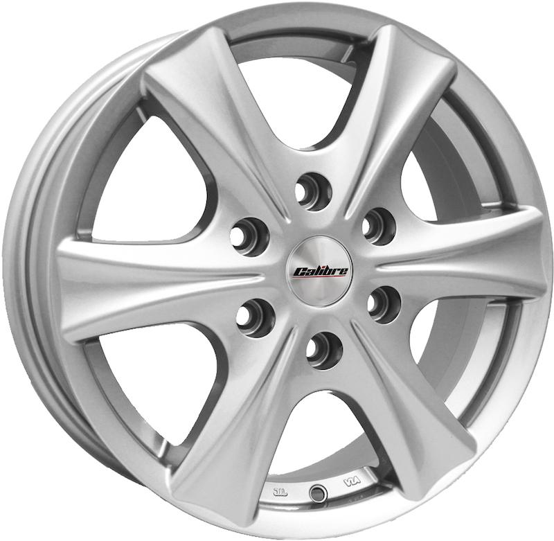 Calibre Trek 6 Alloy Wheels