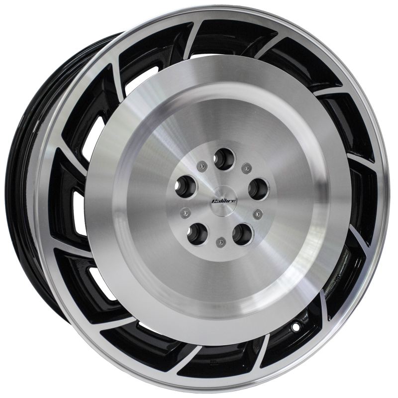 Calibre Turbine Alloy Wheels