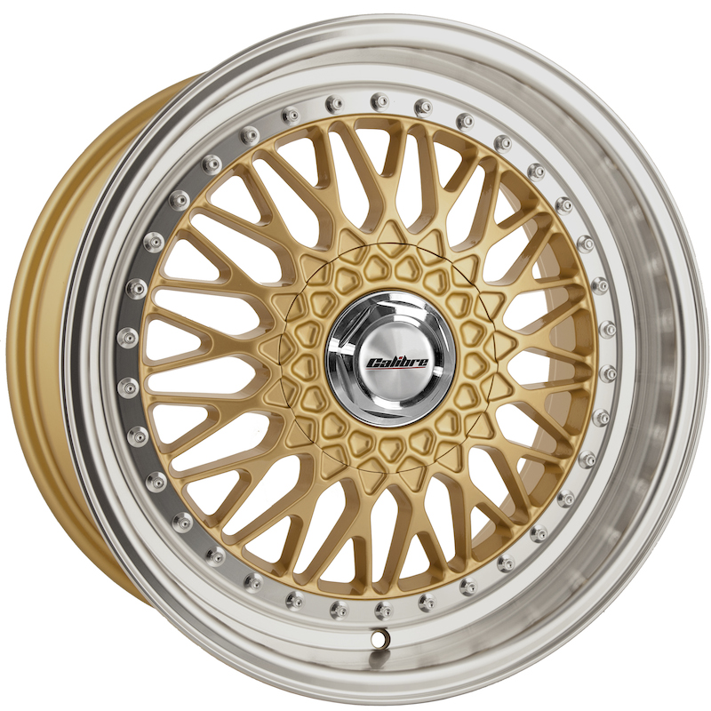 Clearance Sale Calibre Vintage Alloy Wheels