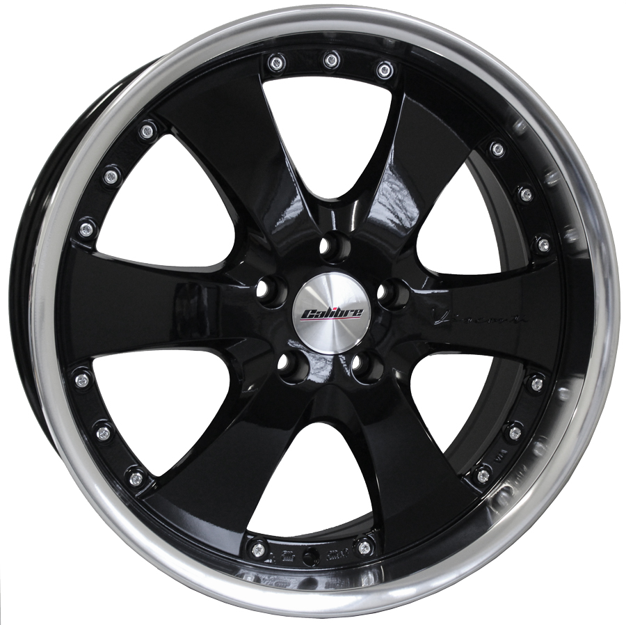 Calibre Voyage Alloy Wheels