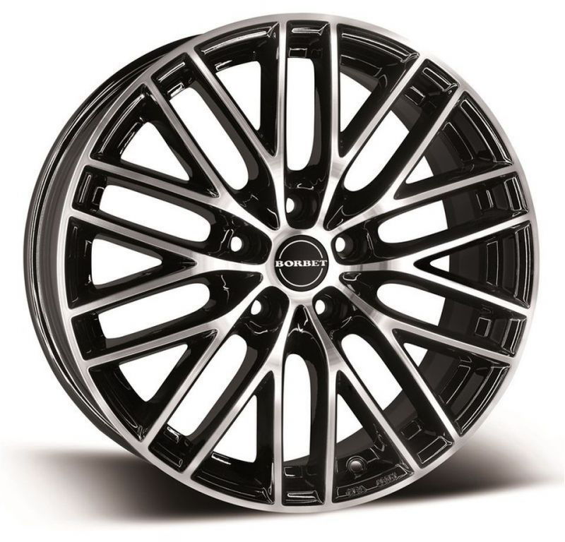 Clearance Sale Borbet BS5 Alloy Wheels