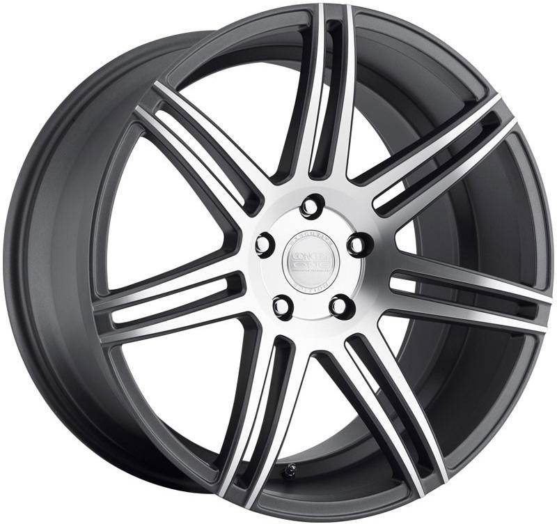 Clearance Sale Concept One CSM7 Alloy Wheels