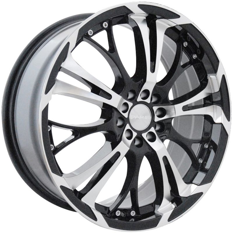 Dare Ghost Alloy Wheels