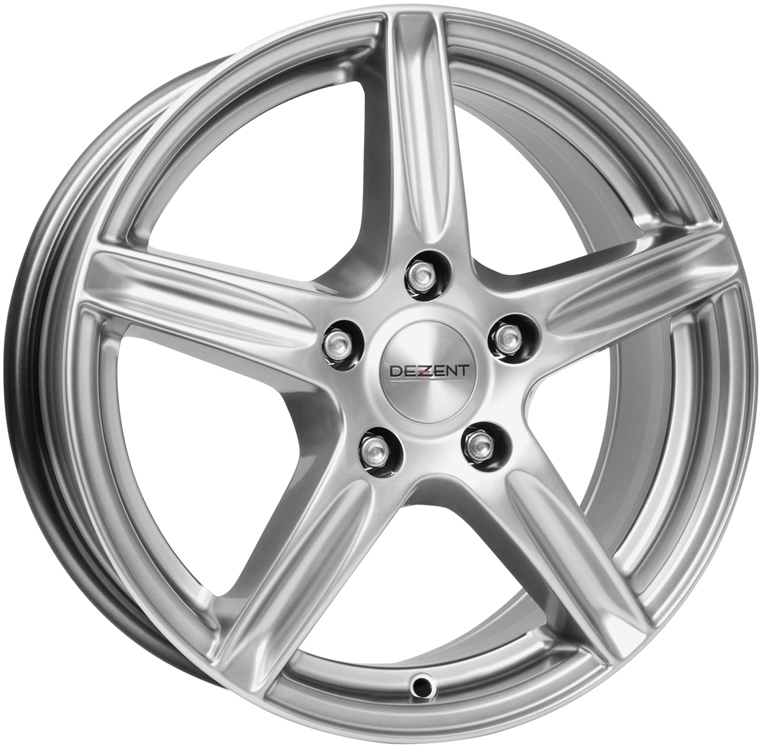Dezent L Alloy Wheels