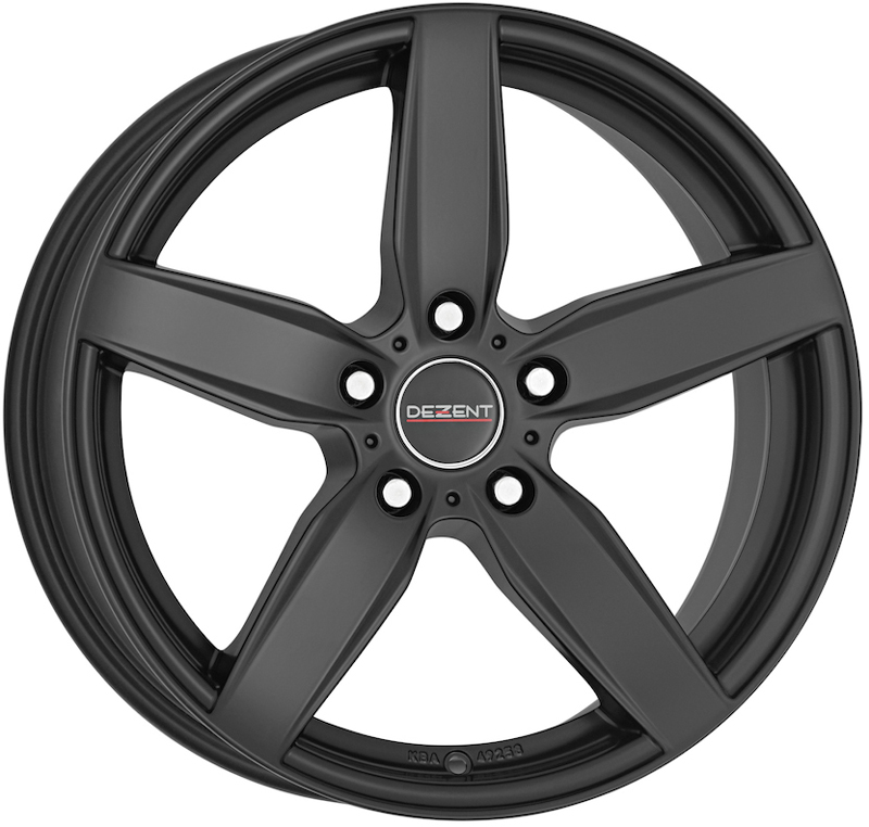 Dezent TB Alloy Wheels